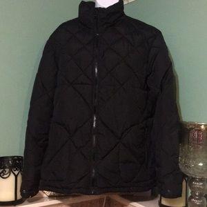 Old Navy Black Puffer Coat XXL